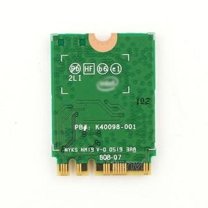 Image 3 - Desktop PCI E 1X Convertitore Wireless Con 2400Mbps Scheda di Rete Per Intel AX200 Bluetooth 5.0 per la Finestra di 10 Del Computer Portatile