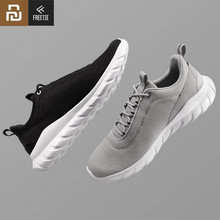 Original Youpin FREETIE 39-44 Plus Men Sports Shoes Light Breathable City Running Sneaker for xiaomi mijia sneakers Outdoor