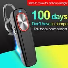 Новые подвесные наушники, спортивные Четырехцветные сабвуферные наушники с микрофоном, беспроводные наушники Bluetooth 4,1 для L9