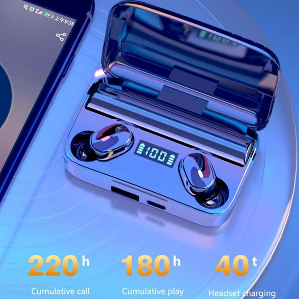 Купить беспроводные bluetooth 50 наушники вкладыши tws мини для бега