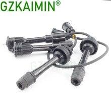 Авто части катушки зажигания кабель для Mazda 323 MPV Premacy двигатель 1,8 2,0 OEM FP85-18-140 FP86-18-140