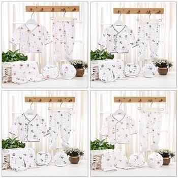 Set of Pure Cotton Pajama Set for Kids 2