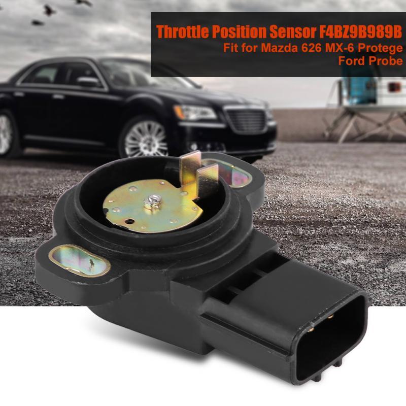 Датчик положения дроссельной заслонки для Mazda 626 MX-6 Protege для Ford Probe F4BZ9B989B F32Z9B989B 50GEGT400M 50GEGT368R