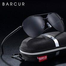 BARCUR очки, аксессуары, мужские солнцезащитные очки,, мужские солнцезащитные очки, поляризационные солнцезащитные очки для мужчин