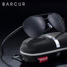 Мужские солнцезащитные очки barcur Поляризационные солнечные