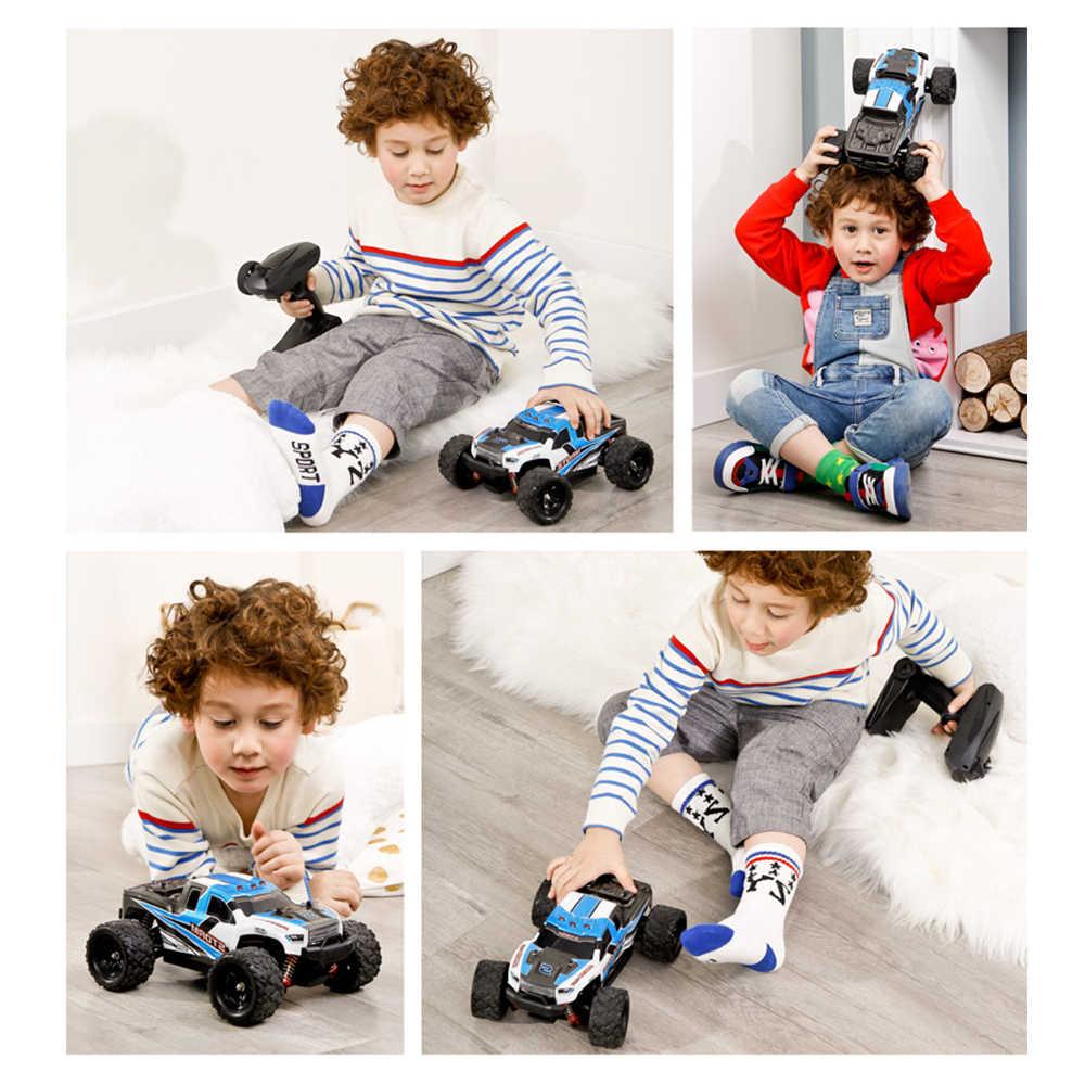 RC voiture 1:18 radiocommandé machine 2.4G 4WD haute vitesse rapide 36 KM/H radiocommandé escalade hors route course pour garçon enfants