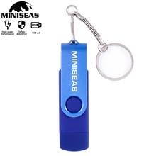 Memory stick pen drive 32GB usb flash pendrive memry azionamento della penna del bastone 64GB OTG del usb di memoria flash drive