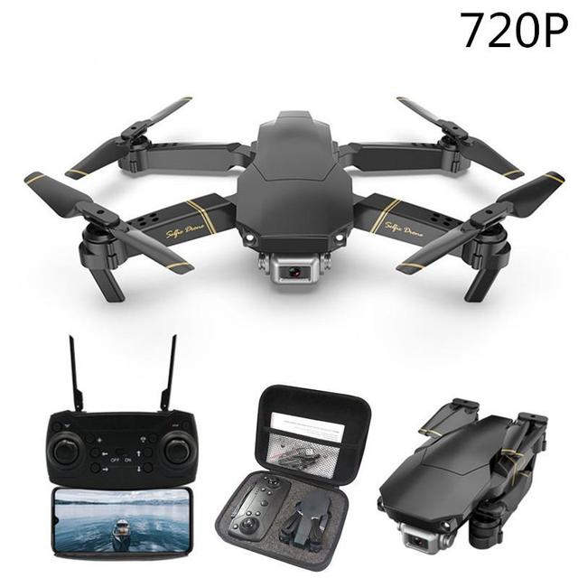 RCtown GD89 RC Drone with Optional 4K HD Camera FPV WIFI Altitude Hold Selife Drone Folding RC Mini Quadcopter X0704
