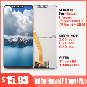 Image 1 - Original lcd für Huawei P Smart + Plus 2019 LCD Display + Touch Screen Digitizer Montage LCD Display P Smart 2019 bildschirm