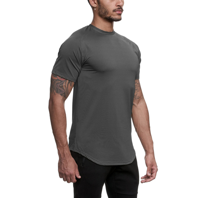 Camo Sport Fitted T-shirt 10