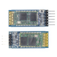 20Pcs HC 05 HC 06 Master Slave 6pin/4pin Anti Reverse, geïntegreerde Bluetooth Seriële Doorwerking Module, Draadloze Seriële