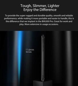 Image 3 - BLACKVIEW BV6300 Pro IP68 Waterproof Rugged Phone Helio P70 6GB+128GB Smartphone 4380mAh Android 10.0 Mobile Phone 4 Rear Camera