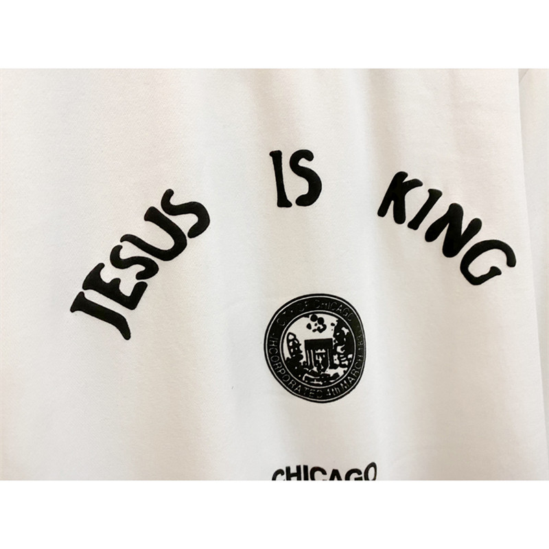 Jesus is king CHICAGO Exclusive Limited Edition Sweatshirts  4