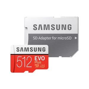 Image 5 - 삼성 메모리 카드 마이크로 SD 256 기가 바이트 32 기가 바이트 64 기가 바이트 128 기가 바이트 512G SDHC SDXC 학년 EVOplus 클래스 10 C10 UHS TF SD 카드 트랜스 플래시 Microsd