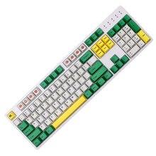 Mp keycap Вишневый профиль сублимация краски 108 толстые pbt