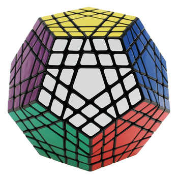 Shengshou Wumofang 5x5x5 Magic Cube Shengshou Gigaminx 5x5 Professional Dodecahedron Cube Twist Puzzle Learning Educational Toys - DISCOUNT ITEM  21 OFF Toys & Hobbies