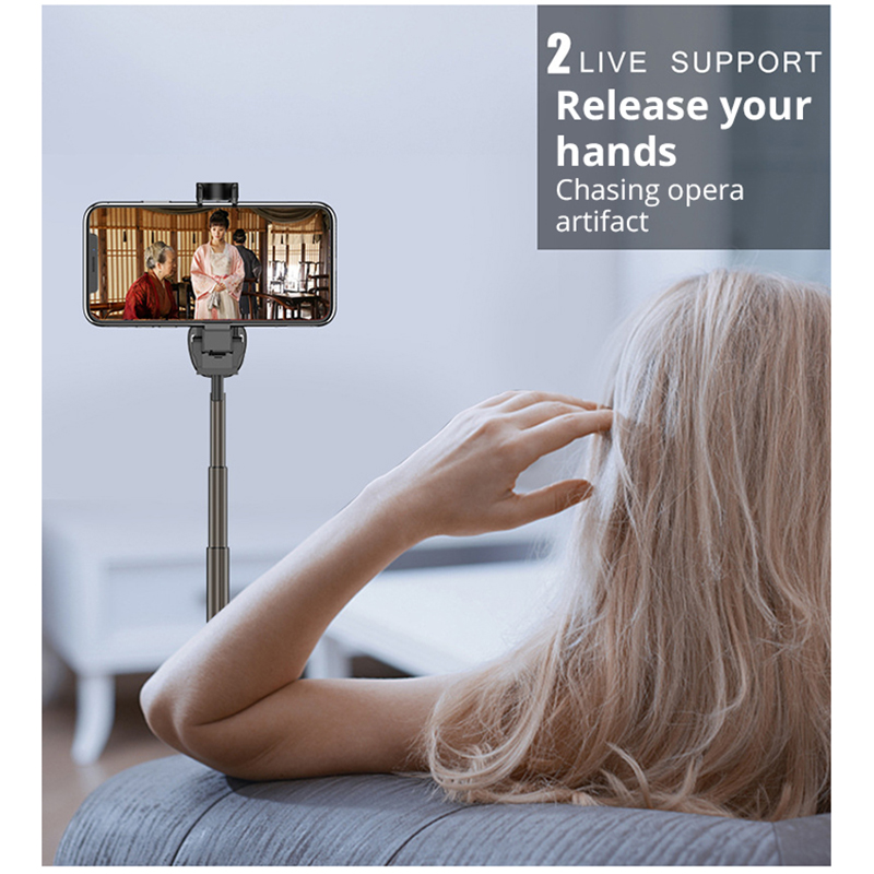 Portable with Bluetooth selfie stick tripod for iPhone XS 7plus for Redmi 5 Plus Mi 8 Mi 9 Huawei p20 p30