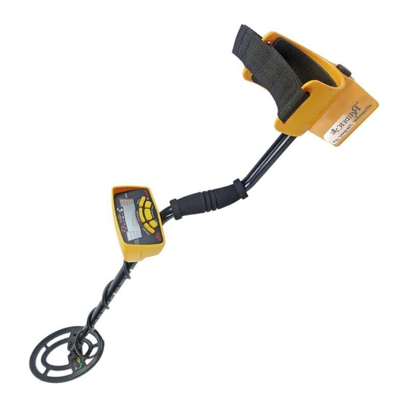 Underground Metal Detector MD6250 Handheld Professional Underground Metal Detector Treasure Hunter Gold Silver Finder
