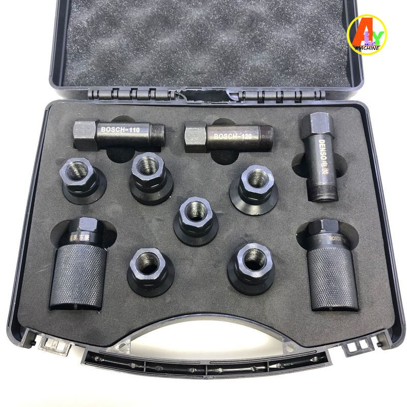 All Brands Injector Removal Puller Repair Tool for 110 120 Denso 1211 Cummins Cat 320D Xinfeng Beiyo