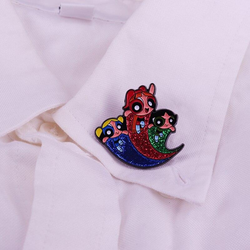 Powerpuff Girls Pin