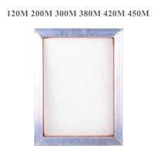 1PC Screen Printing Aluminium Alloy Silk Screen Printing Frame Count 300M/420M Screen Printing for Print Circuit Boards