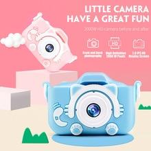 X5 2'' 10M Pixel Full HD Kids Digital Camera Toy CMOS SLR Mini Dual Cam