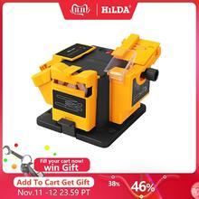 HILDA 96W 3in1 다기능 숫돌 가정용 연삭 공구 숫돌 드릴 나이프 트위스트 드릴 HSS 드릴 가위 치즐