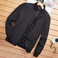 2021 Spring New Men's Bomber Zipper Jacket Male Casual Streetwear Hip Hop Slim Fit Pilot Coat Men Clothing Plus Size 4XL 5XL 6XL
