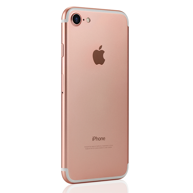 Unlocked Apple Used iPhone 7 / iPhone 7 Plus Smartphone 12.0MP Camera 32G / 128G Rom IOS Mobile Phones With Protect Film 2