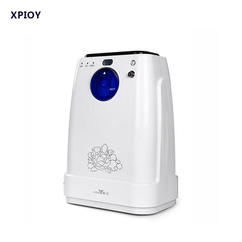 XPIOY Haushalt Verwenden Medizinische Sauerstoff Konzentrator Tragbare Sauerstoff Generator Doppel Sauerstoff Einatmen Atmen maschine