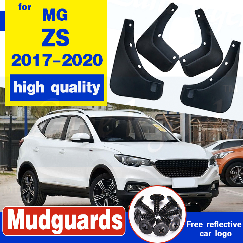 2 X NEW QUALITY RUBBER MUDFLAPS TO FIT  MG MG ZR UNIVERSAL FIT