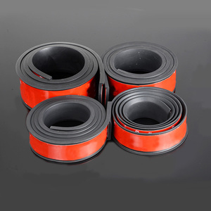 Image 4 - Car Fender Flare Extension Wheel Eyebrow hub Protector Lip Wheel Arch Extenders Trim Auto Tires Protector Width 3cm 4cm 5cm 6cm
