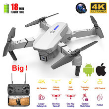 2021 New e88 RC PRO Drone Quadrocopter UAV with Camera Aerial Photography FPV 4K WIFI HD Professional Remote Control Dron