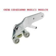 x1 piece for peugeot 806 for lancia zeta for fiat ulysse for citroen evasion sliding door handle lock pin 140mm new 1334554080, 9033.C1, 9033.C0 Lower Sliding Roller Guide FOR CITROEN Jumper PEUGEOT Boxer FIAT Ducato 1994-2002