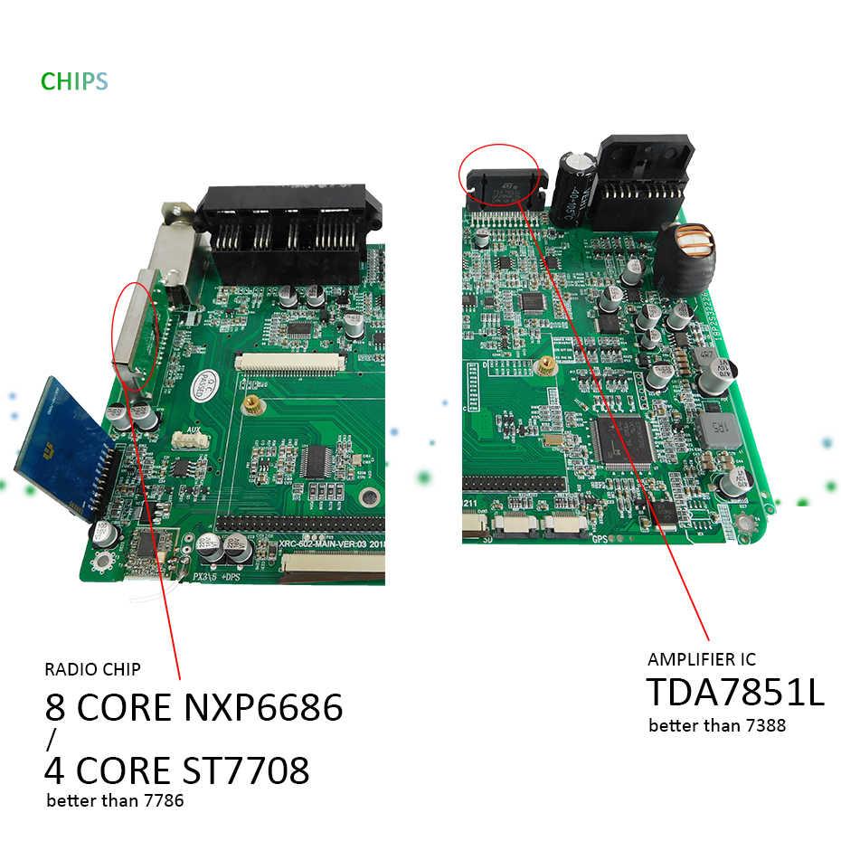 Android 9.0 4 cœurs/8 cœurs IPS écran DSP 2 DIN voiture GPS pour opel Vauxhall Astra H G J Vectra Antara Zafira Corsa lecteur DVD