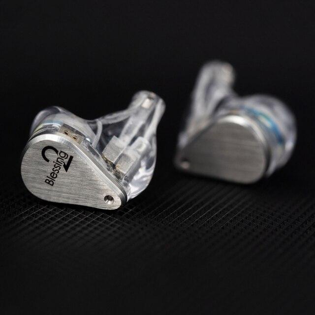 MoonDrop Blessing 2 1DD+4BA Hybrid Technology In-Ear Monitor Earphone 3