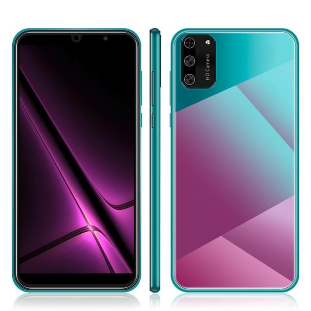 "XGODY Smartphone Android 9.0 5.5"" 18:9 Full Screen Dual SIM Mobile Phone 1GB 8GB Quad Core 5MP GPS WiFi 3G Cell Phones S20 Mini 3"