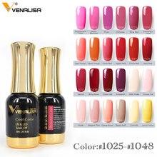 #60751 CANNI Long Latest Soak Off Starry Gel UV LED Glitter Lacquer Polish Manicure 12ml 120 Color Super shining Nail