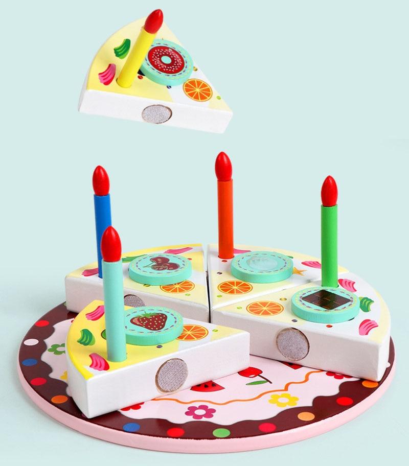 brinquedos educativos frutas cozinhar aniversário pai-criança brinquedo