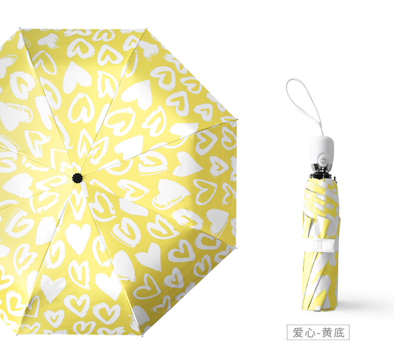 bolso sol chuva guarda-chuva menina viagem bonito