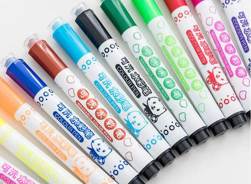 caneta marcador bonito miúdo papelaria arte graffiti desenho pintura fornecimento