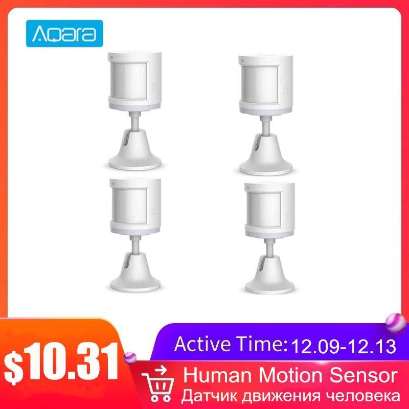 Aqara Smart Human Body Sensor Movement PIR Motion Sensor Zigbee Wireless Connection Works With Mi Home APP