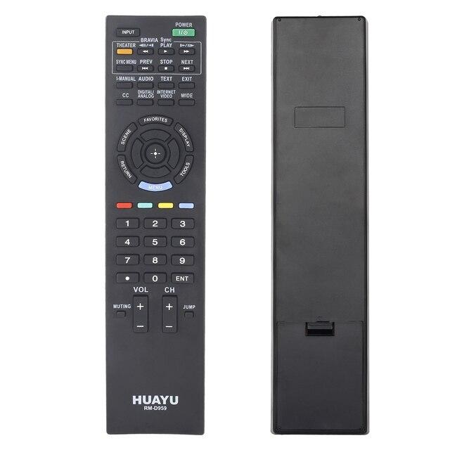 Uzaktan kumanda için uygun Sony RM GD005 KDL 32EX402 RM ED022 RM ED036 LCD TV huayu