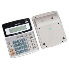 8-значный большой Экран компьютер финансовые Бухгалтерия калькулятор канцелярских товаров