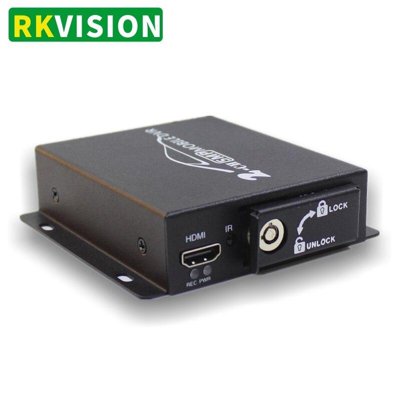 Mini 2CH mobile dvr SD card car recorder AHD dual channel 5.0MP monitor 1080P DVR car video DVR video module