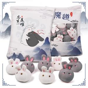 Image 1 - Mo Dao Zu Shi and Got Reincarnated as a Slime Doll Stuffed Pillow Sleeping Pillow Plush Toys Cushion Gift Doll