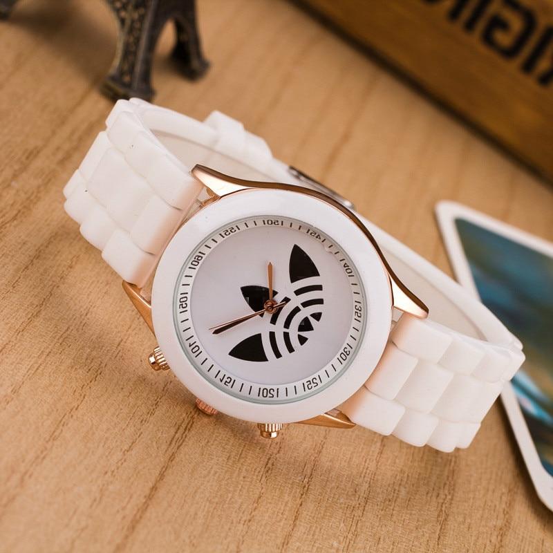 Reloj Mujer 2019 New Fashion Women Wristwatches Sports Quartz Watch Men Casual Silicone Watches Ladies Relogio Feminino Clock