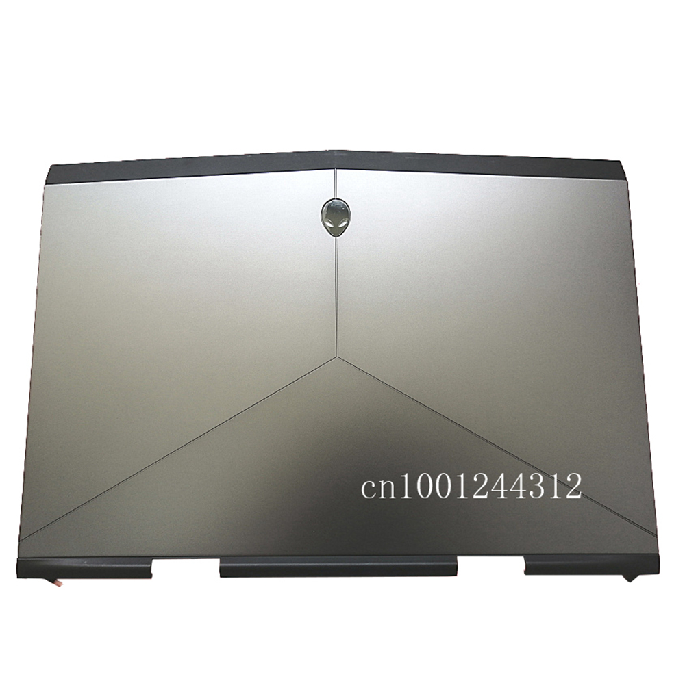 New Original For Dell Alienware 17 R4 LCD Rear Top Lid Back Cover Silver 088M59