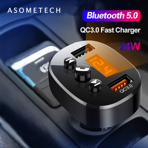 FM Transmitter Quick Charge 3.