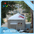 Надувная ПВХ палатка для вечеринок  белого цвета  12X6M